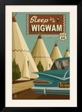 Holbrook  Arizona - Route 66 - Wigwam Village Motel