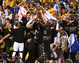 2017 NBA Finals - Warriors Win Championship
