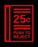 Push To Reject