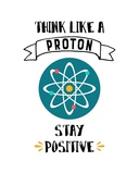 Think Like A Proton White