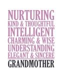 Adjectives for Grandma