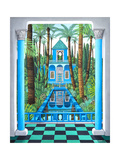 Marjorelle Reflections  1998