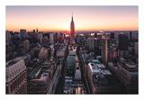 Empire Sunburst Sunrise