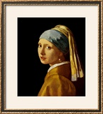 Girl with a Pearl Earring  c1665