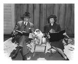 'The Thin Man' William Powell  Myrna Loy & Asta