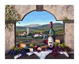 A Tuscany Vista
