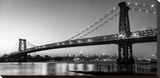 Queensboro Bridge and Manhattan from Brooklyn  NYC