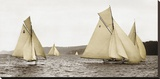 Sloops racing  1926