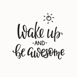 Lettering Quotes Motivation for Life and Happiness Calligraphy Inspirational Quote Morning Motiva