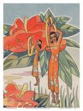 Aloha Nui From Hawaii - Hawaiian Hula Dancers
