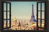 View From A Paris Window