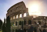 Dolce Vita Rome Collection - The Colosseum at Sunrise