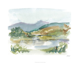 Impressionist Watercolor II