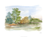 Impressionist Watercolor III