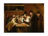 The Raffle (Raffling for the Goose)  1837