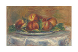 Peaches on a Plate  1902-5