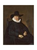 Portrait of an Elderly Man  Traditionally Called Heer Bodolphe  1643