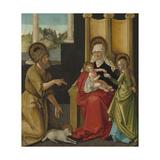 Saint Anne with the Christ Child  the Virgin  and Saint John the Baptist  c1511