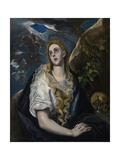 The Penitent Magdalene  1580-5