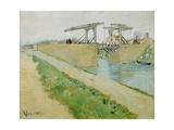 The Langlois Bridge  March 1888
