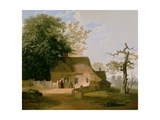 Cottage Scenery  1845