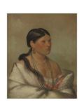 The Female Eagle  Shawano  1830