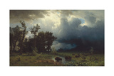 Buffalo Trail: The Impending Storm  1869