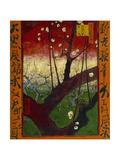 Japonaiserie: Flowering Plum Orchard (after Hiroshige)  Paris  1887