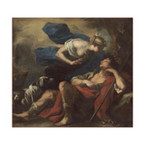 Diana and Endymion  c1675-80
