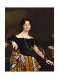 Madame Jacques-Louis Leblanc  1823