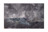 "Storm in the Skerries ""The Flying Dutchman""  1892"