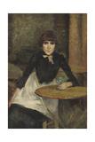 A la Bastille (Jeanne Wenz)  1888