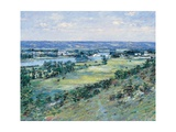 The Valley of the Seine  from the Hills of Giverny  1892