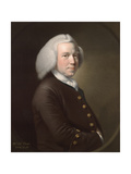 Portrait of Mr William Chase  Sr  c1760-65