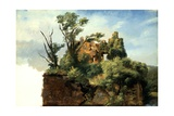 Landscape with Ruins  c1782-5