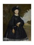 Portrait of Madame Brunet  c1861-3