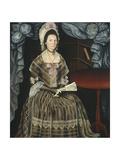 Mrs Samuel Chandler  c1780