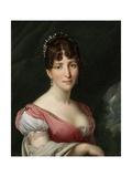 Portrait of Hortense de Beauharnais  Queen of Holland 1805-9