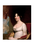 Mrs Dolley Madison  1804