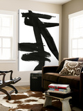 Composition in Black and White 9 Toile Murale Géante par THE Studio