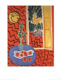 Interieur Rouge (No Text)