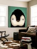 Baby Penguin Toile Murale Géante par Ryan Fowler