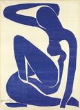 Blue Nude I