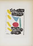 Exposition Peinture Vallauris Reproduction pour collectionneurs par Pablo Picasso