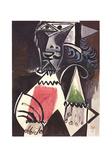 Buste d'Homme Reproduction pour collectionneurs par Pablo Picasso