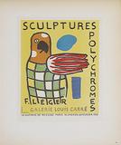 Sculptures Polychromes Galerie Louis Carre