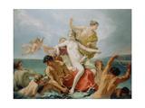 Triumph of the Marine Venus  c1713