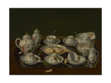 Still Life: Tea Set  c1781-3