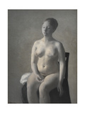 Nude Female Model  1889