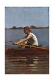 John Biglin in a Single Scull  1874